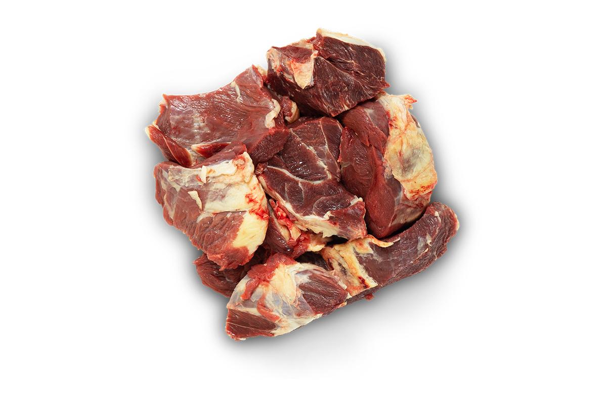 Rundvlees grote stukken