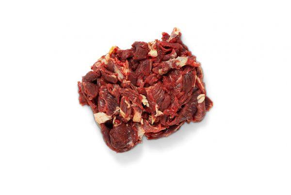 Rundvlees kleine stukken